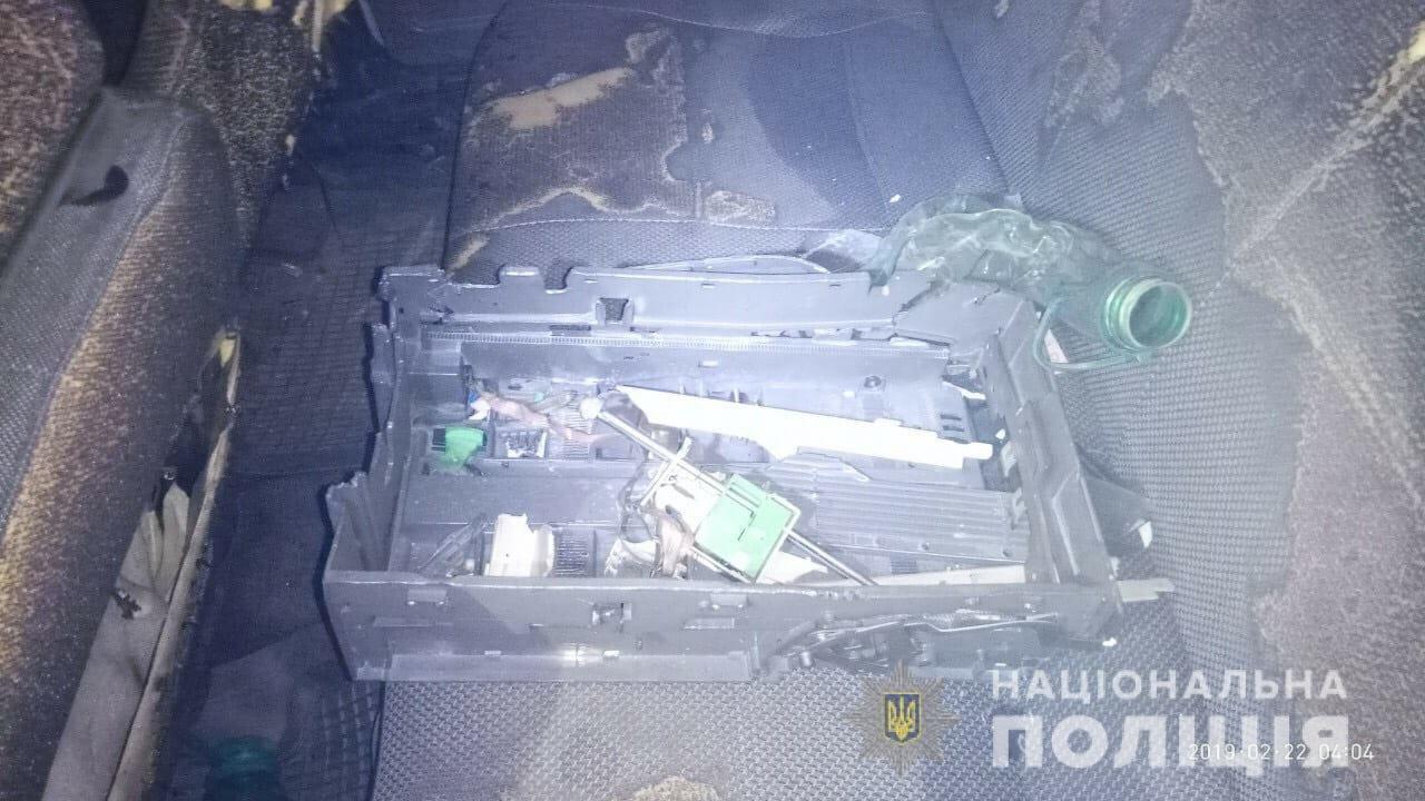 В Харькове неизвестные взорвали два банкомата, - ФОТО, фото-1
