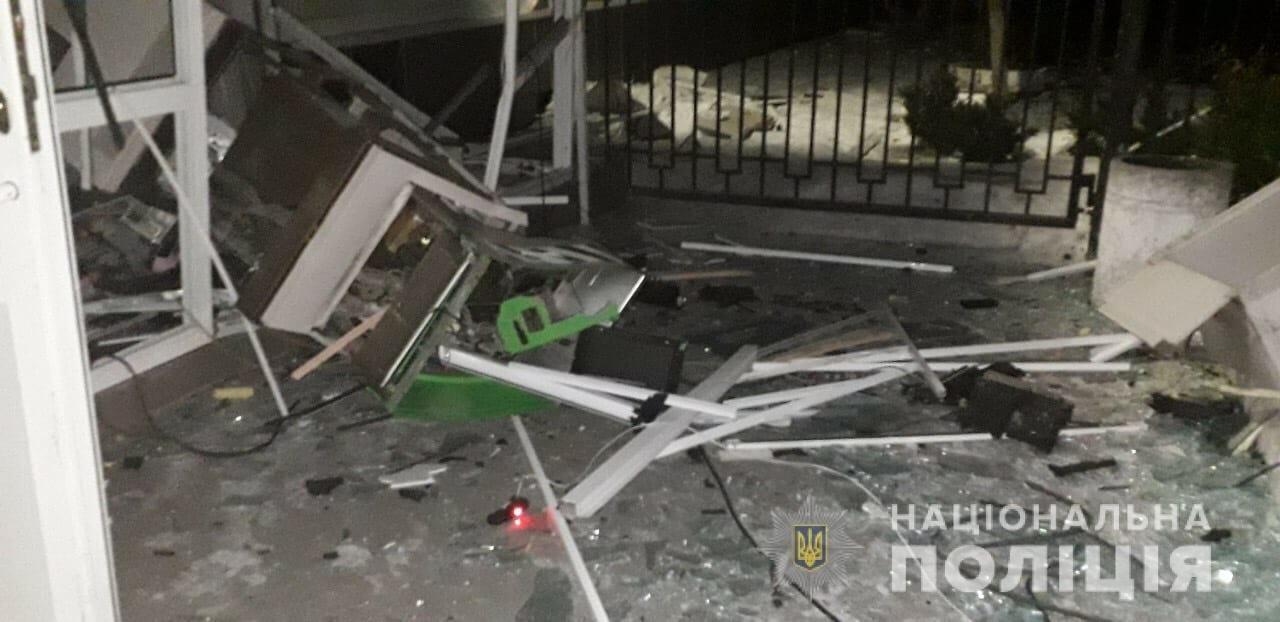 В Харькове неизвестные взорвали два банкомата, - ФОТО, фото-2