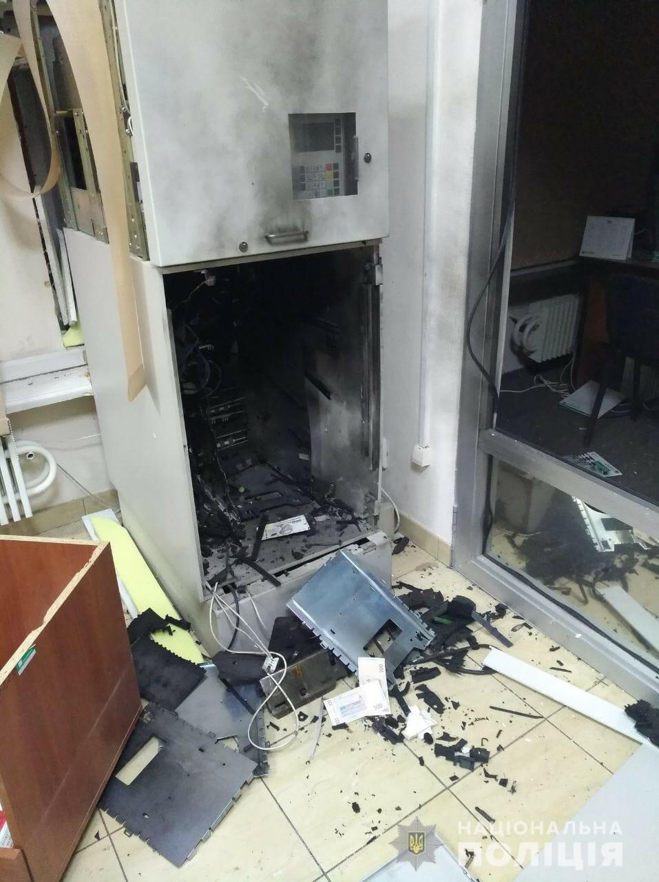 В Харькове неизвестные взорвали два банкомата, - ФОТО, фото-3