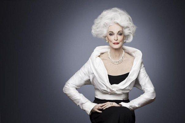 Красота по-украински. История успеха модели, начавшей карьеру в 69 лет, - ФОТО, фото-4