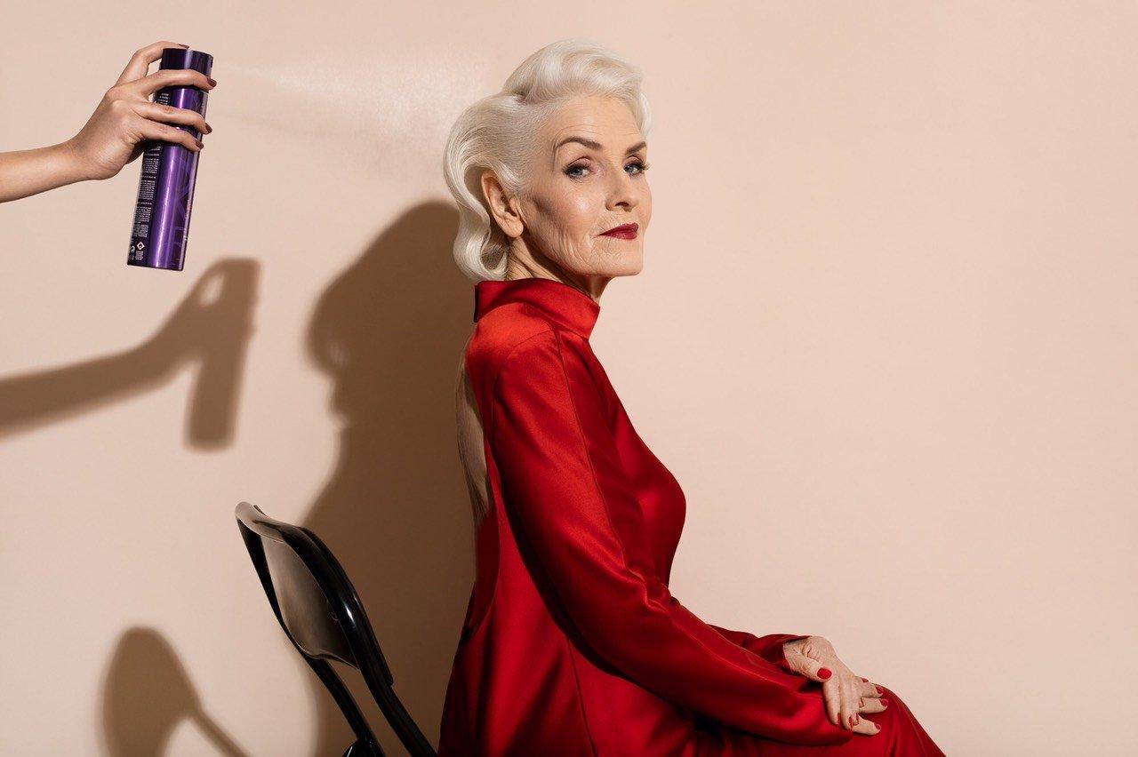 Красота по-украински. История успеха модели, начавшей карьеру в 69 лет, - ФОТО, фото-8