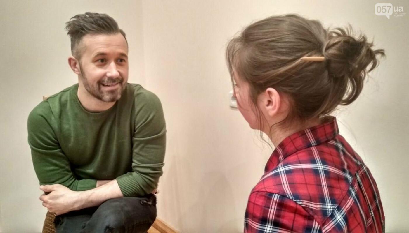 «Я учусь разговаривать на украинском языке»: интервью с Сергеем Бабкиным, - ФОТО, фото-1