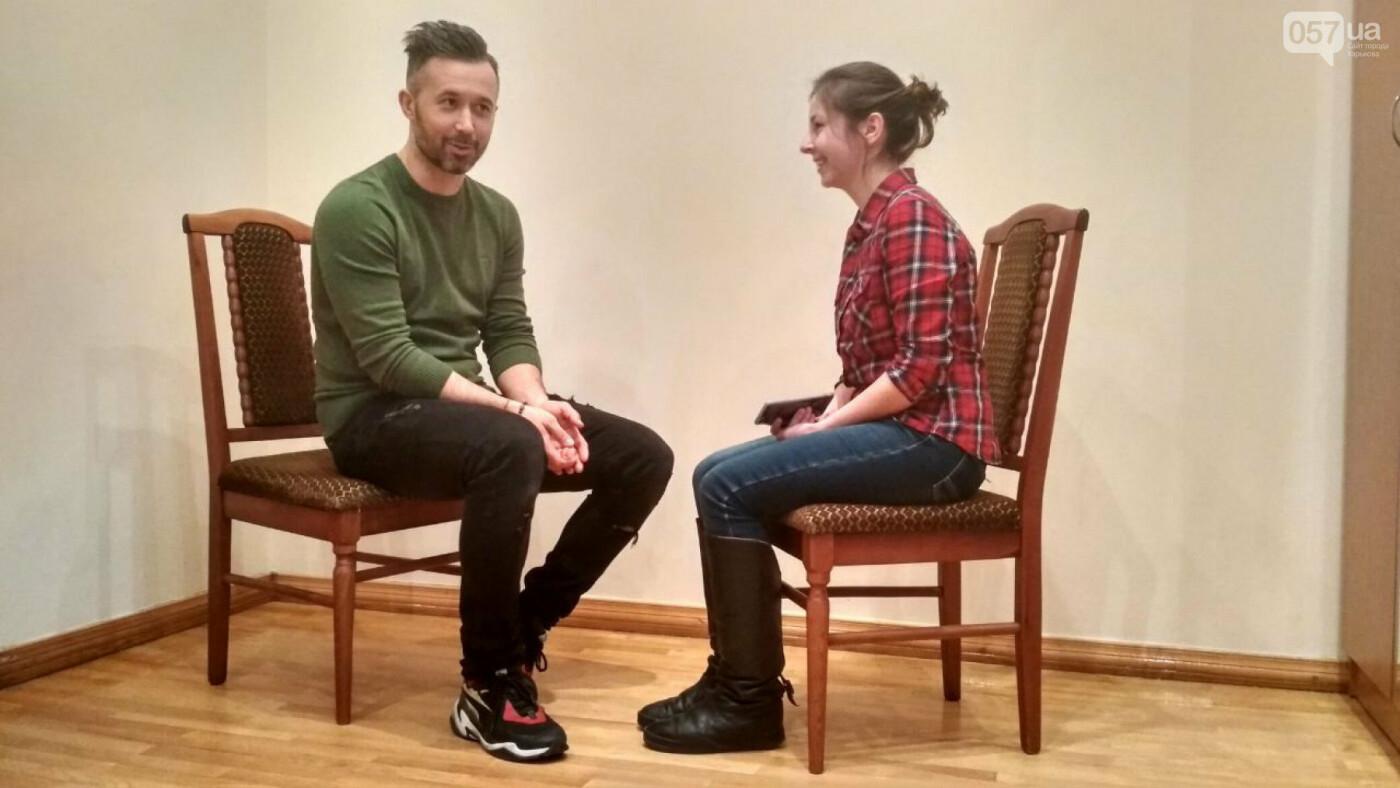 «Я учусь разговаривать на украинском языке»: интервью с Сергеем Бабкиным, - ФОТО, фото-2