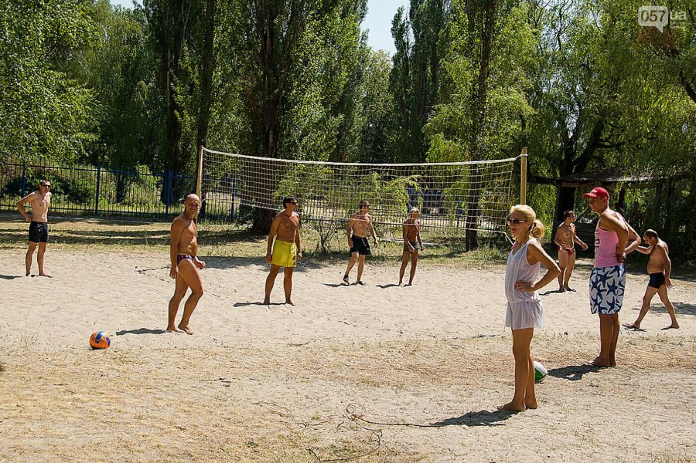 Отдых за городом в Харькове:  туры из Харькова, базы отдыха, пансионаты, отдых возле водоема, фото-56
