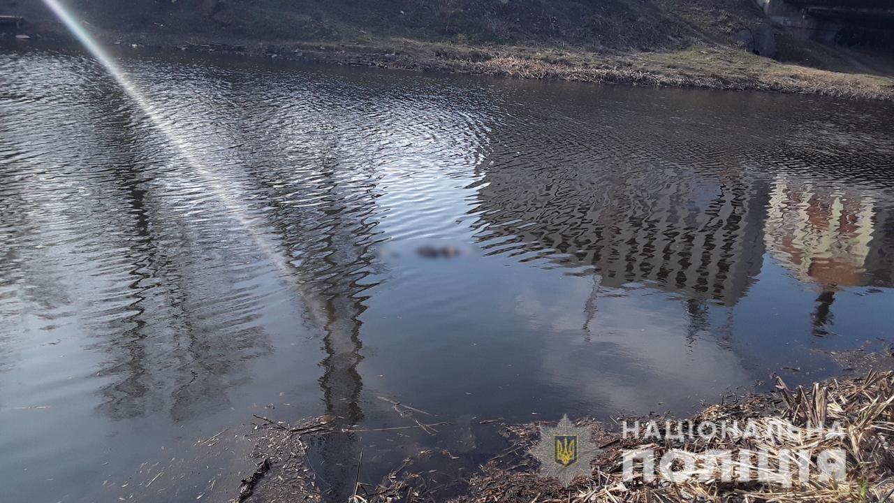 Из харьковской реки выловили труп неизвестной женщины, - ФОТО, фото-1