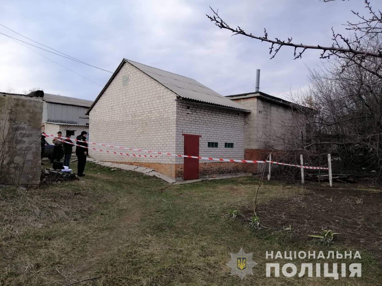 На Харьковщине неизвестный пытался убить мужчину, кинув в него гранату, - ФОТО, фото-1