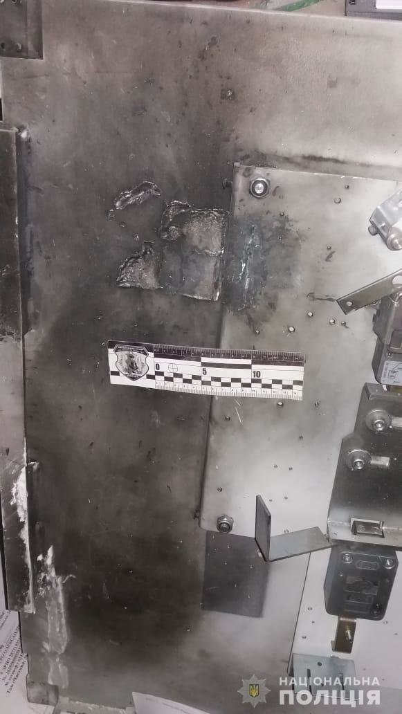 В Харькове неизвестные взорвали банкомат и унесли деньги, - ФОТО, фото-2