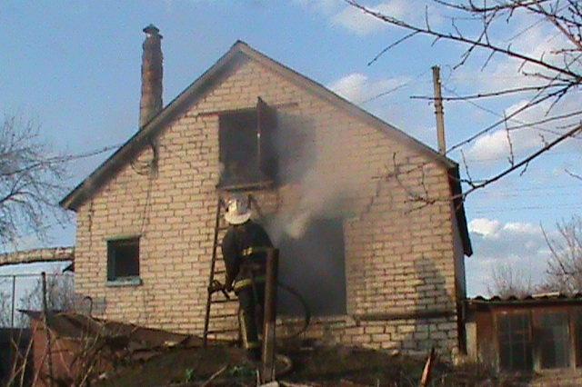 На Харьковщине горела летняя кухня: есть жертвы, - ФОТО, фото-2