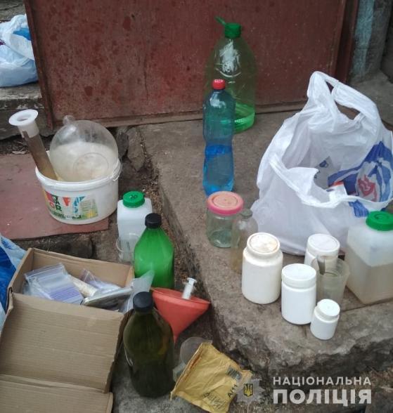 Под Харьковом задержали братьев, которые через интернет продавали амфетамин, - ФОТО, фото-4