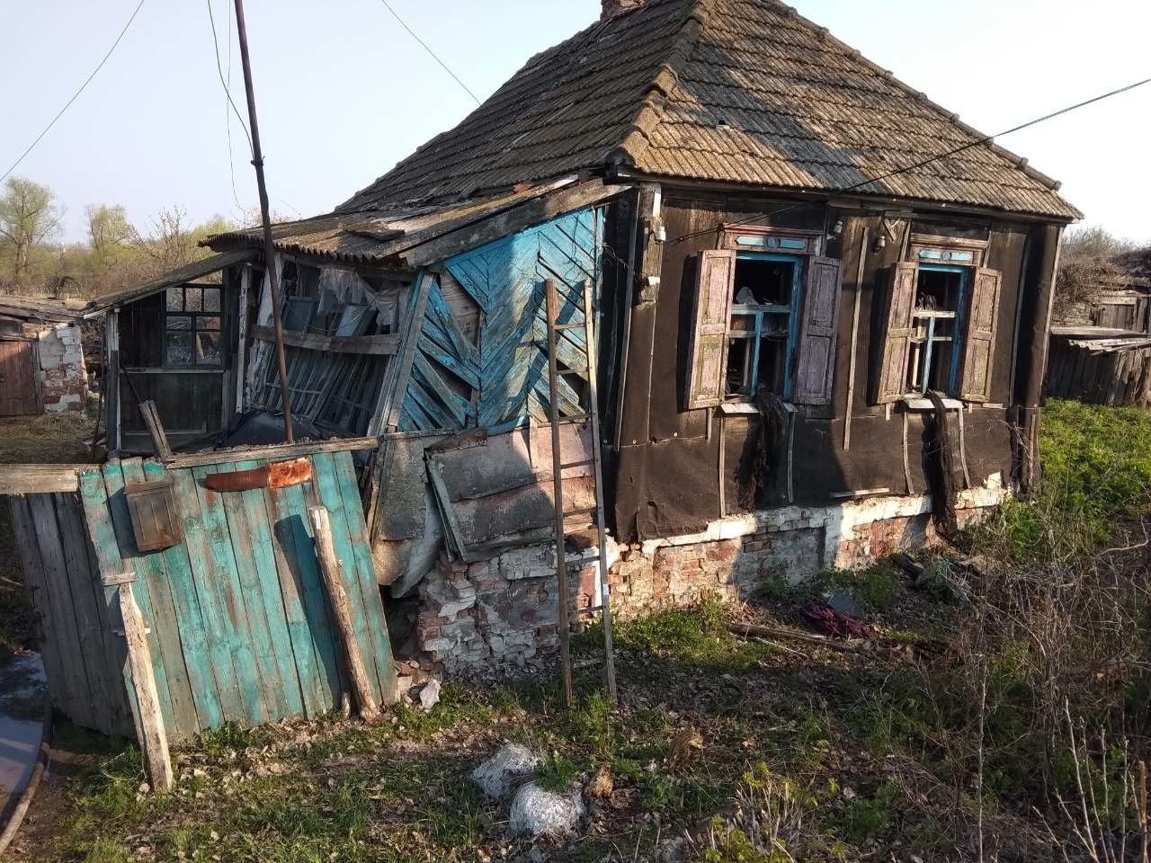 На Харьковщине во время пожара погиб пенсионер, - ФОТО, фото-2