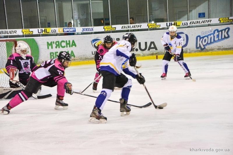 Харьковчанки стали серебряными призерами чемпионата Украины по хоккею, - ФОТО, фото-4