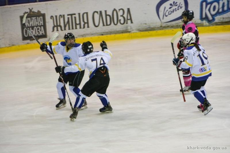 Харьковчанки стали серебряными призерами чемпионата Украины по хоккею, - ФОТО, фото-2