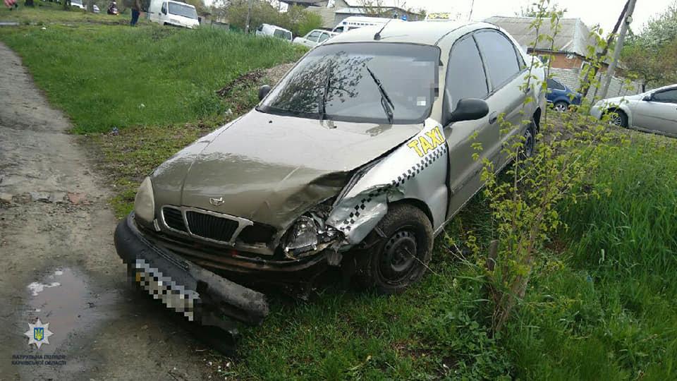 В Харькове не разминулись «Volskwagen» и «Daewoo», - ФОТО, фото-2