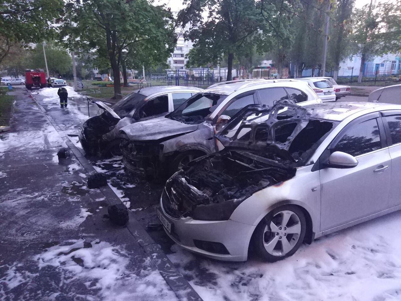 фото: ГСЧС в Харкьовской области
