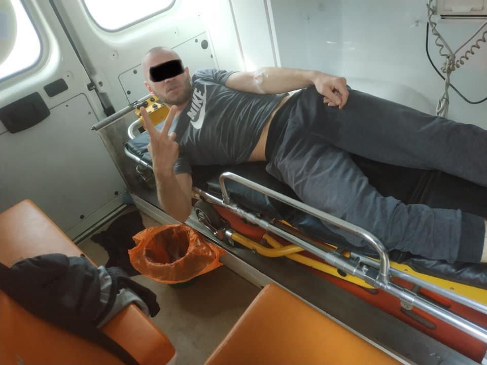 фото: пресс-служба Центра экстренной медпомощи и медицины катастроф