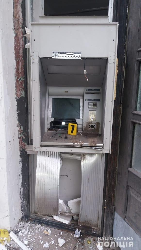На Харьковщине неизвестные подорвали банкомат самодельной взрывчаткой, - ФОТО, фото-2