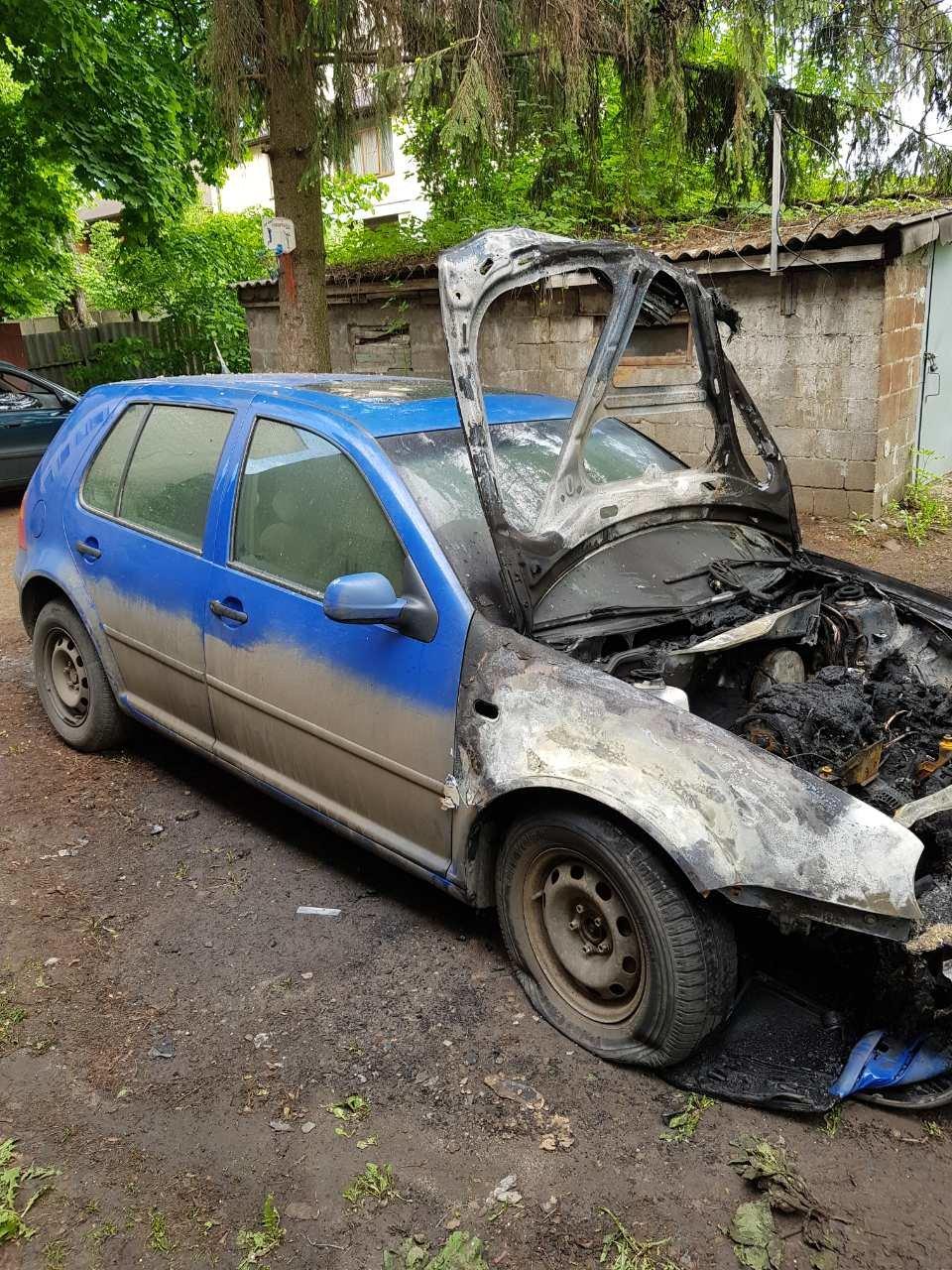 В Харькове подожгли «внедорожник» и «легковушку», - ФОТО, фото-4