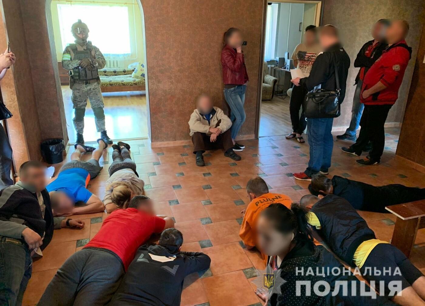Били и связывали пациентов: на Харьковщине «накрыли» нелегальный центр помощи наркоманам, - ФОТО , фото-1