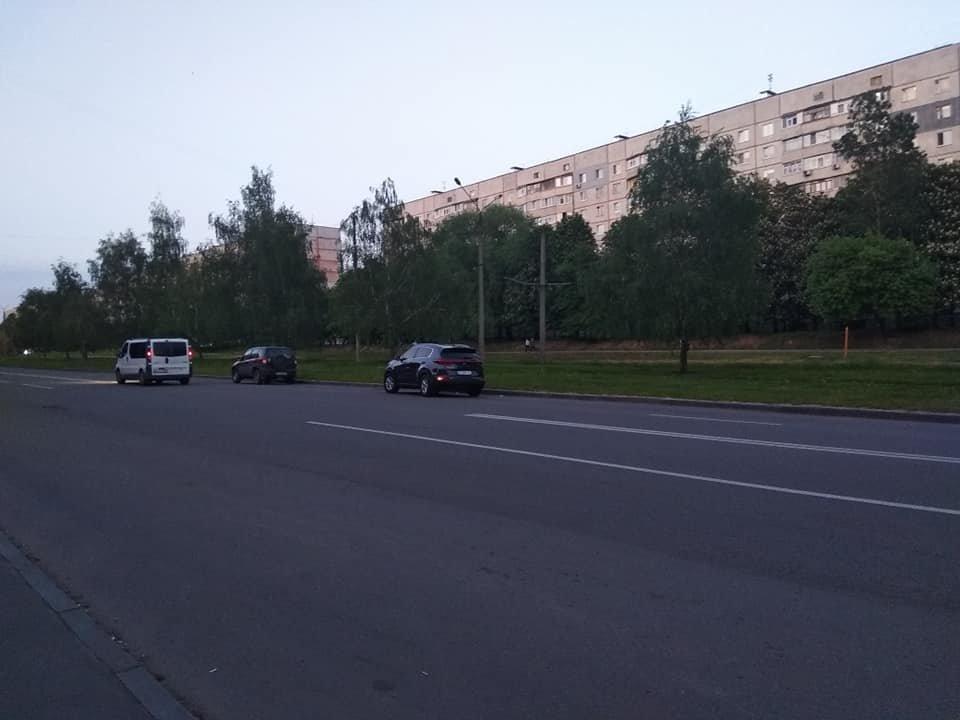"На Тракторостроителей не поделили дорогу грузовик и ""Kia"", - ФОТО, фото-2"