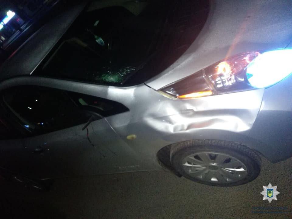 В Харькове «Nissan» сбил пешехода: мужчина в больнице, - ФОТО, фото-1