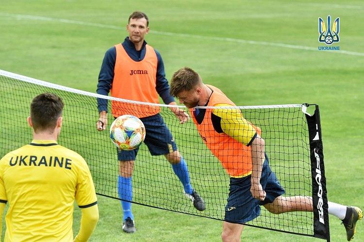Сборная Украины по футболу провела тренировку в Харькове, - ФОТО, фото-9