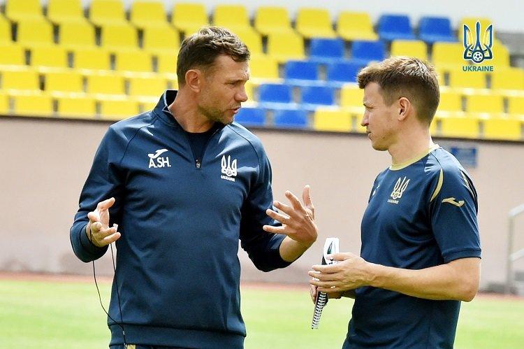 Сборная Украины по футболу провела тренировку в Харькове, - ФОТО, фото-2