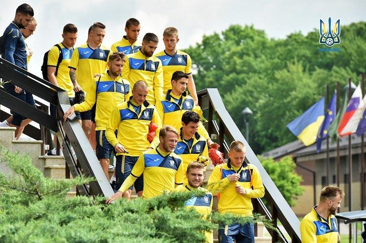 Сборная Украины по футболу провела тренировку в Харькове, - ФОТО, фото-3