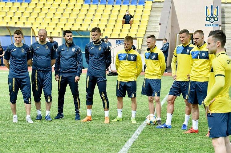 Сборная Украины по футболу провела тренировку в Харькове, - ФОТО, фото-4
