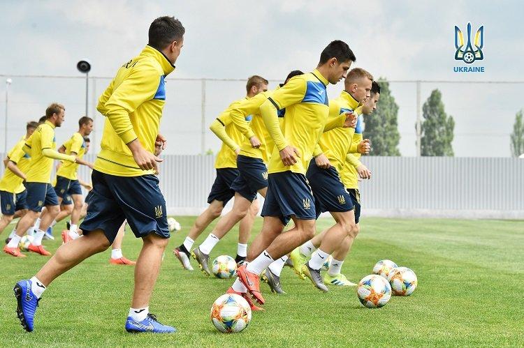 Сборная Украины по футболу провела тренировку в Харькове, - ФОТО, фото-5