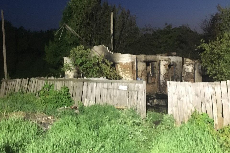 На Харьковщине во время пожара погиб пьяный пенсионер, - ФОТО, фото-2
