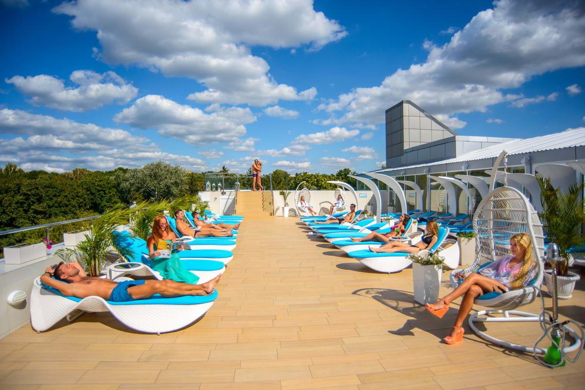 Отдых в городе - городские пляжи, летние площадки, детский отдых, фото-15