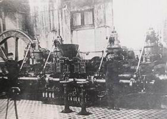 История самого мощного танкового завода Украины, повлиявшего на две мировые войны, - ФОТО, фото-4