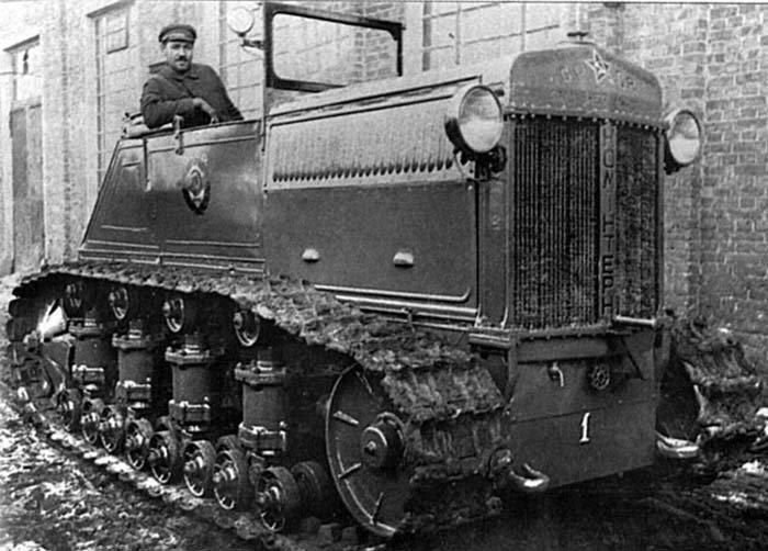 История самого мощного танкового завода Украины, повлиявшего на две мировые войны, - ФОТО, фото-10