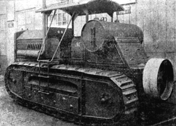 История самого мощного танкового завода Украины, повлиявшего на две мировые войны, - ФОТО, фото-11