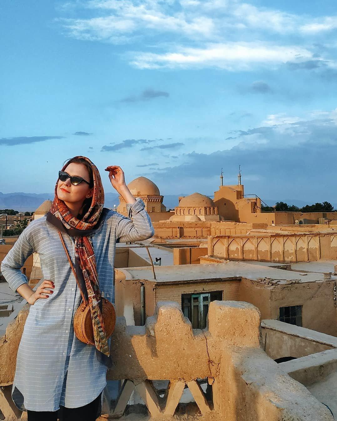 Город роз, персидские дворцы и Медина. Как харьковчанка провела две недели в Иране и Марокко, - ФОТО, фото-1