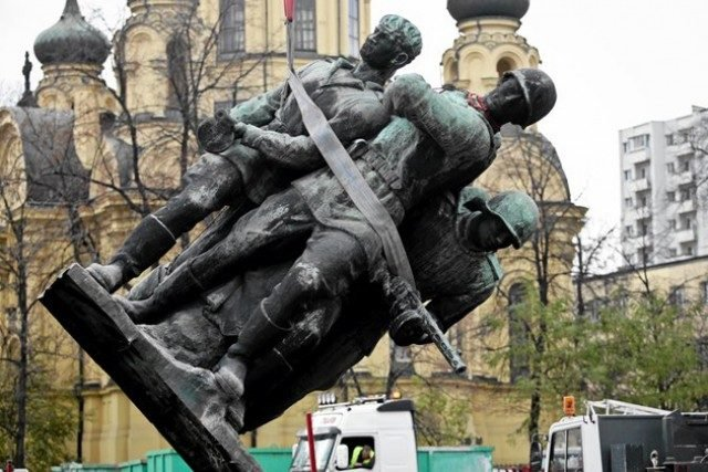 Декоммунизация в Украине и Европе. Как в разных странах борются с остатками коммунизма, - ФОТО, фото-7