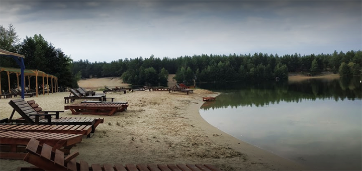 Пляжи Харькова. Где и за сколько можно покупаться на Безлюдовке, - ФОТО, фото-1