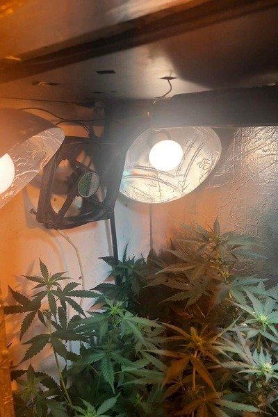 В Харькове «накрыли» наркотическую лабораторию, которую мужчина устроил у себя дома, - ФОТО, фото-1