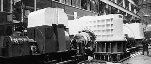 От малогабаритной стиральной машинки до мощнейшего турбогенератора: история завода «Электротяжмаш», - ФОТО, фото-1