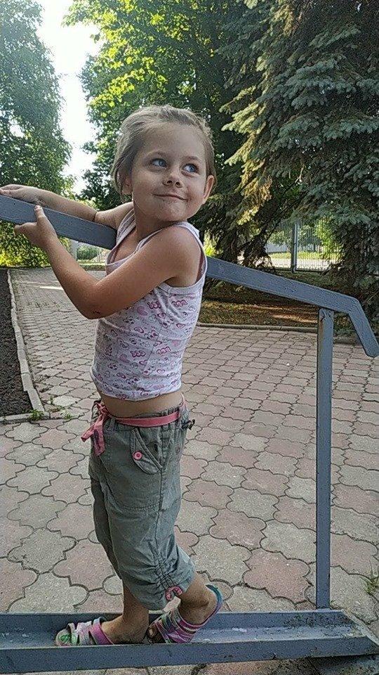 На ХТЗ нашли потерявшуюся маленькую девочку, - ФОТО , фото-1