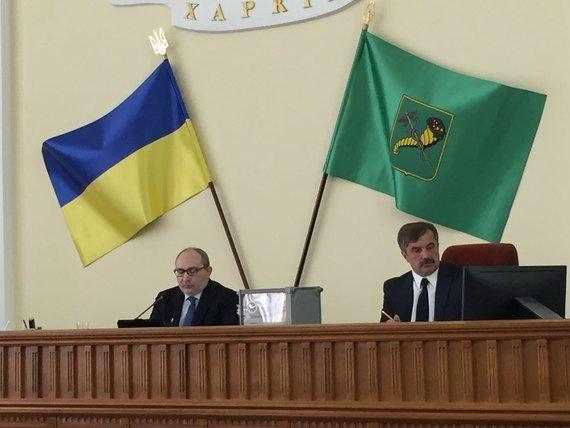 Сессия Харьковского горсовета и Лесик, облитый зеленкой: самые важные события за прошедшую неделю, - ФОТО, фото-3