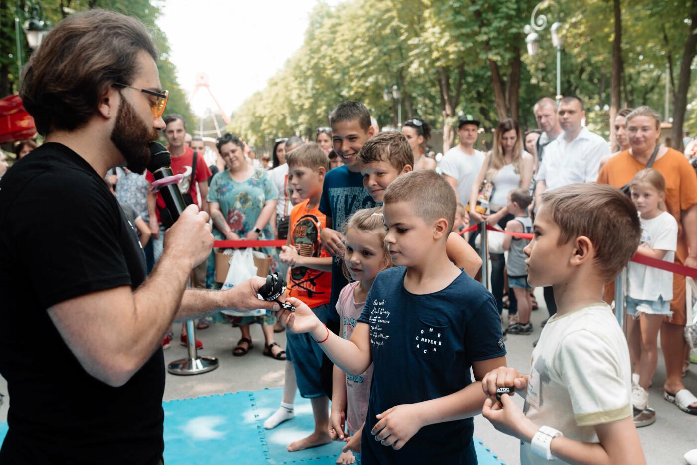 В спорт с детства - в Харькове поддерживают молодых спортсменов , фото-4