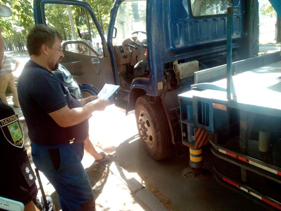 Коммунальщики Кернеса меняют уличные указатели на проспекте Григоренко, - ФОТО, фото-7