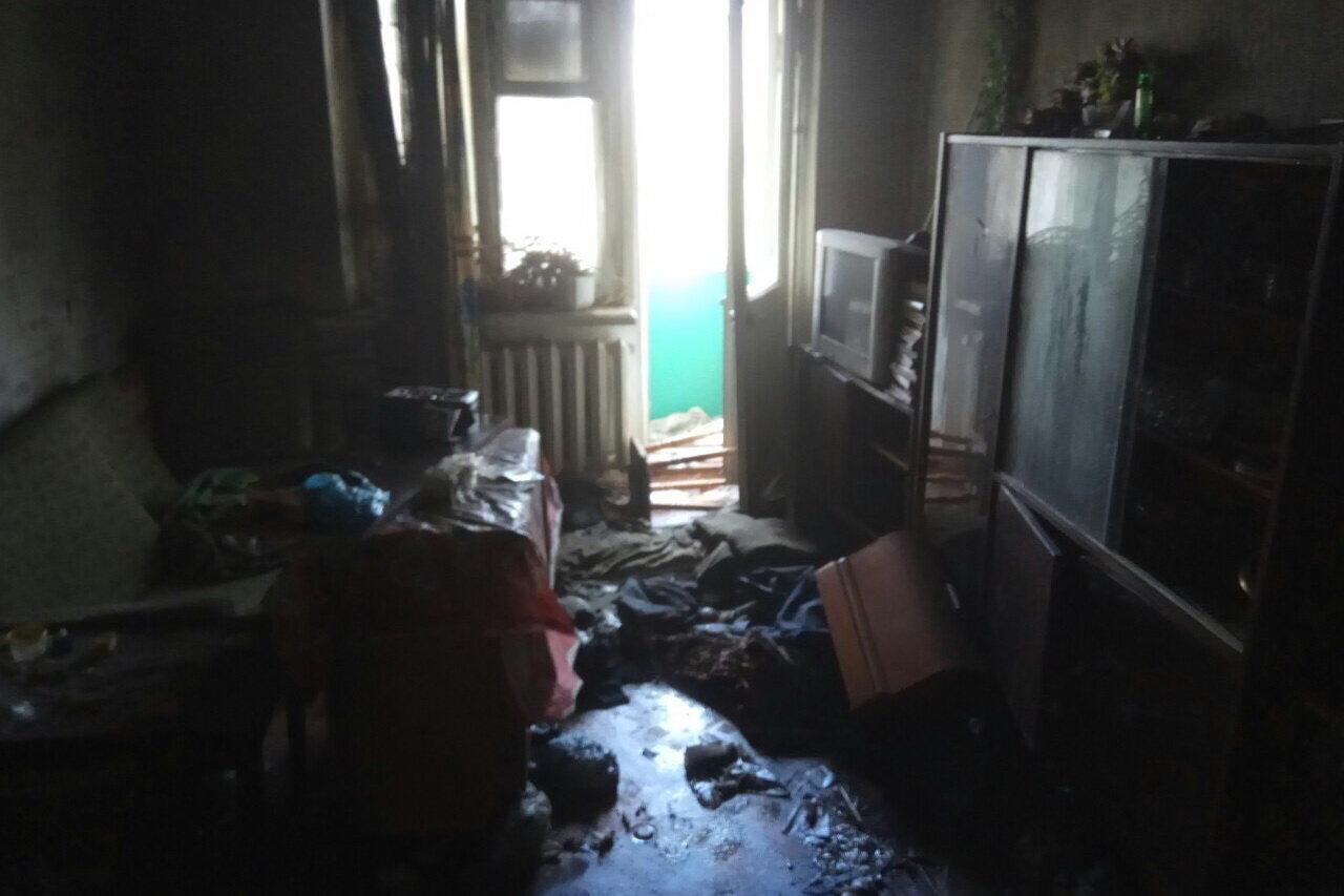 На Харьковщине во время пожаров погибли двое мужчин, курившие у себя дома, - ФОТО, фото-1