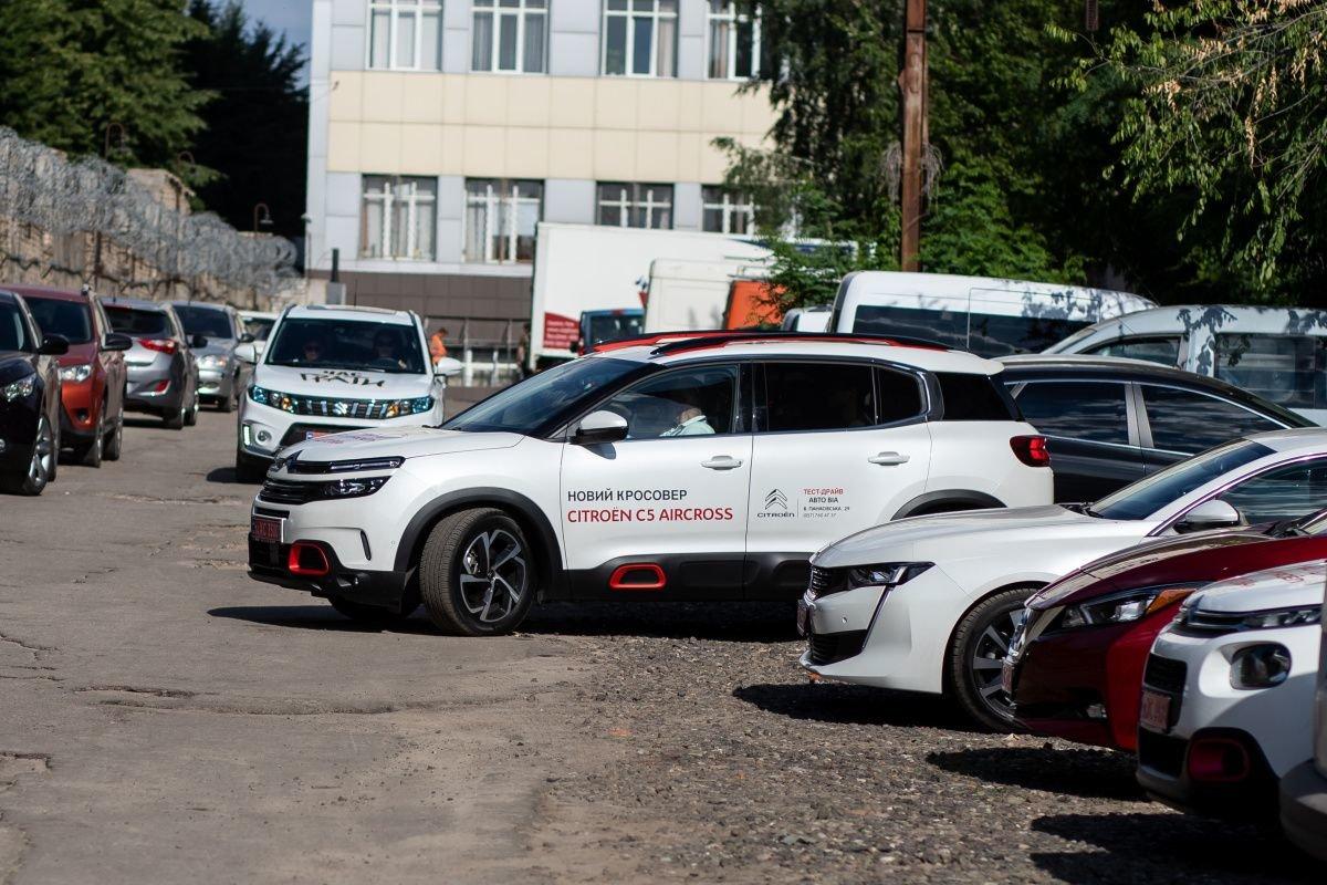 Впервые в Харькове прошел New Cars Fest – шоу новинок авторынка от ведущих брендов, фото-9