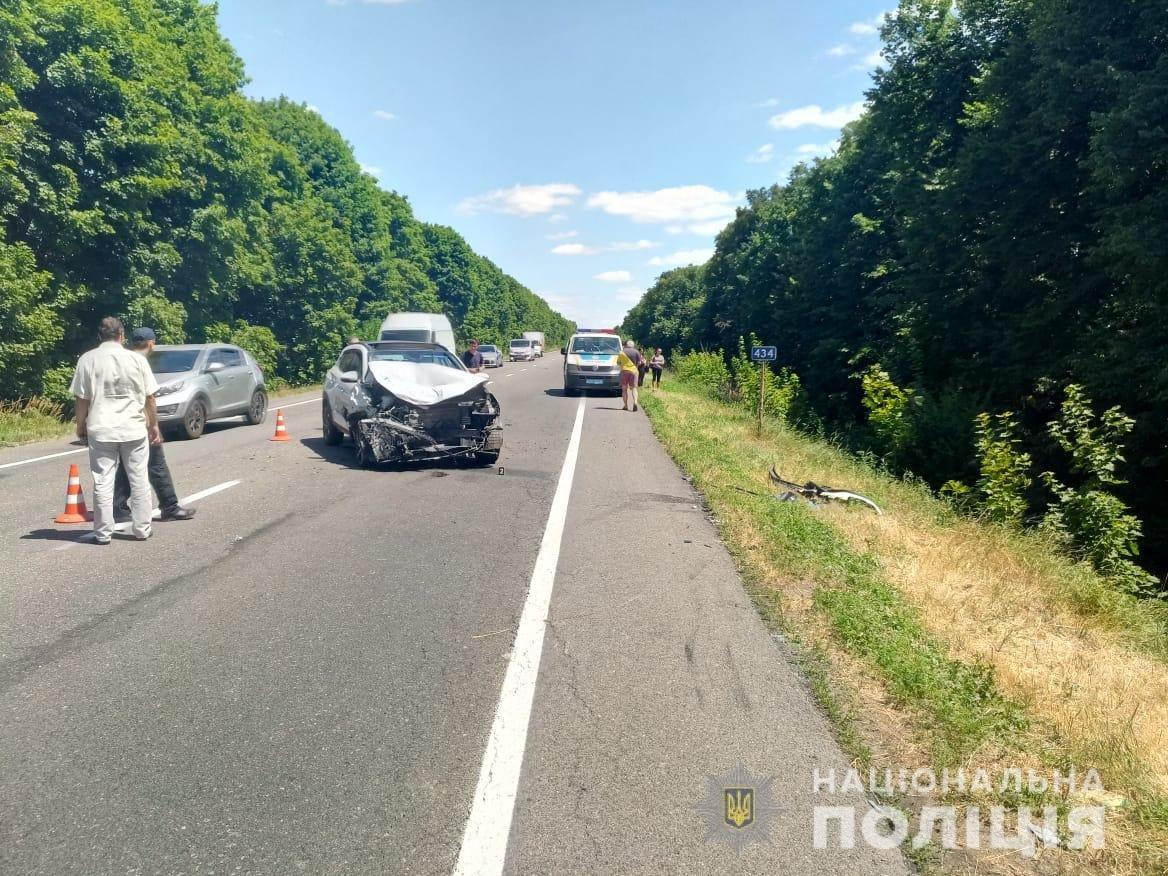 Водитель одного из авто был пьян: подробности жуткой аварии на Харьковщине, - ФОТО, фото-3