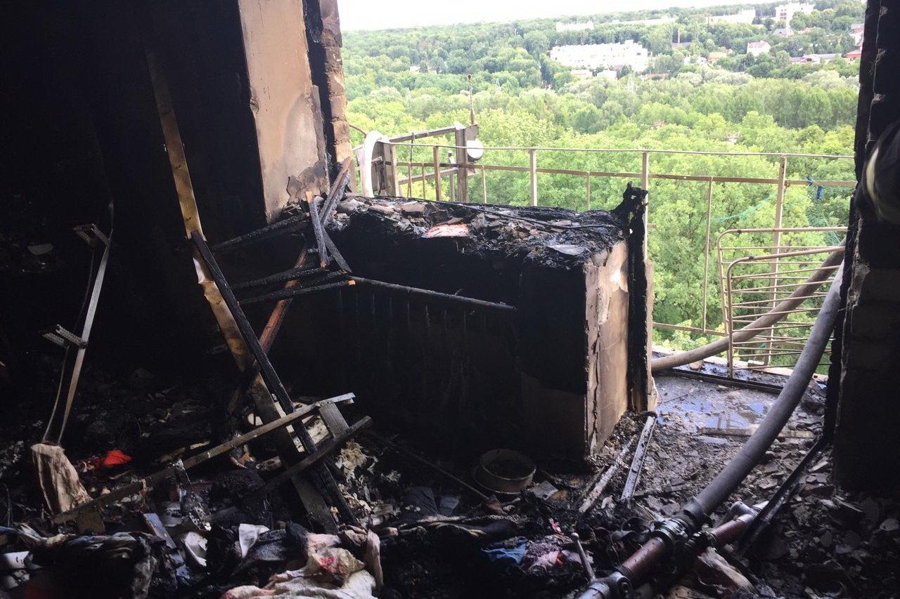 В Харькове сгорела квартира в «девятиэтажке»: погиб мужчина, - ФОТО, фото-3