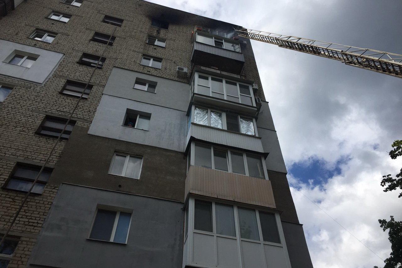В Харькове сгорела квартира в «девятиэтажке»: погиб мужчина, - ФОТО, фото-2