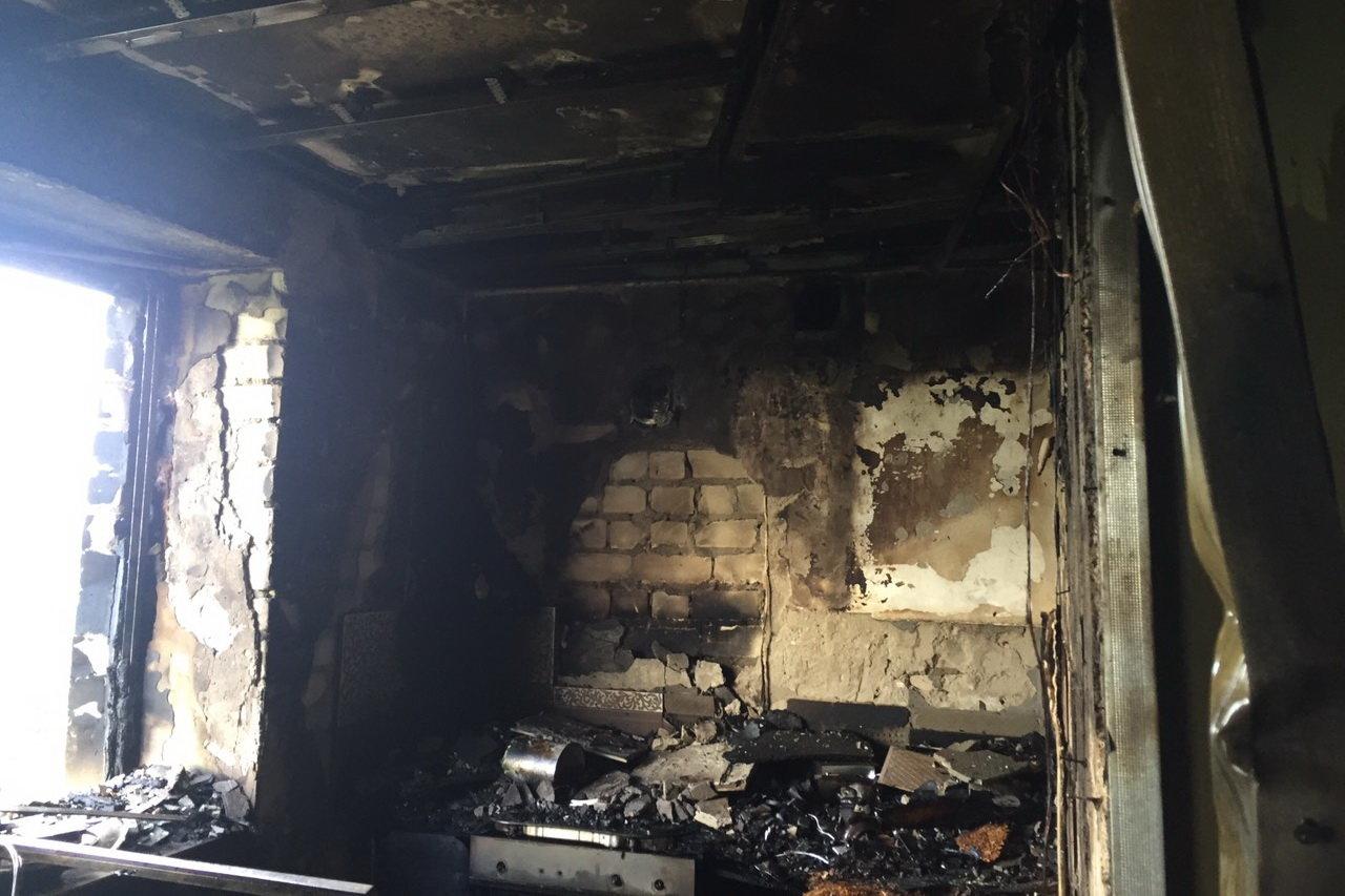В Харькове сгорела квартира в «девятиэтажке»: погиб мужчина, - ФОТО, фото-4