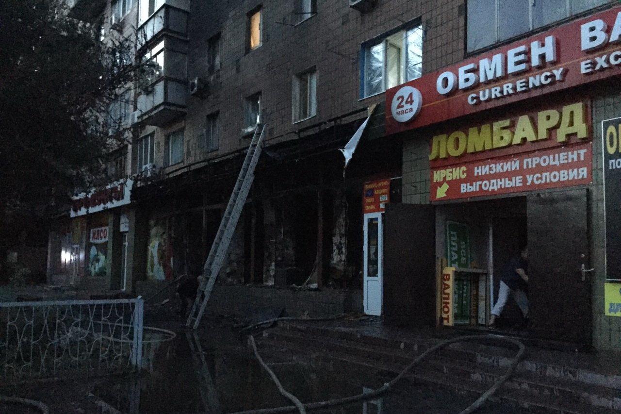 В Харькове сгорел магазин ритуальных услуг: спасатели эвакуировали 43 человека, - ФОТО, фото-3